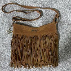 Roxy Fringe Bag
